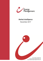Energy Management - Marketing Intelligence Report
